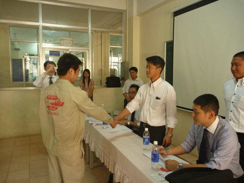 Chương trình lao động Nhật Bản dành cho cử nhân đại học, cao đẳng