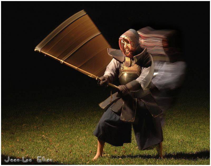 Kendo - nghệ thuật kiếm đạo Nhật Bản