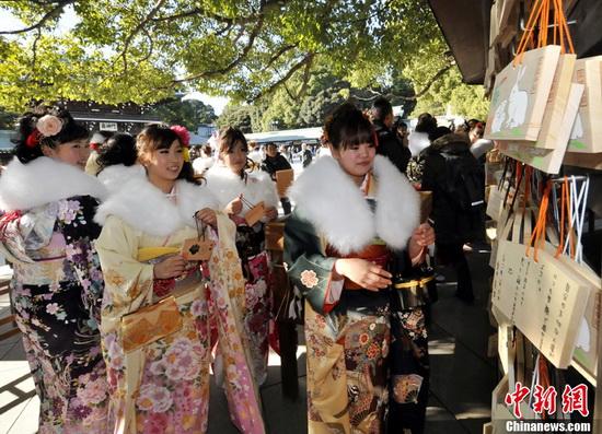 Phong tục đón năm mới, tết cổ truyền tại Nhật Bản