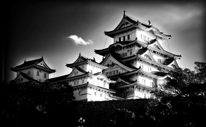 Lâu đài Himeji ở Nhật và những bí ẩn