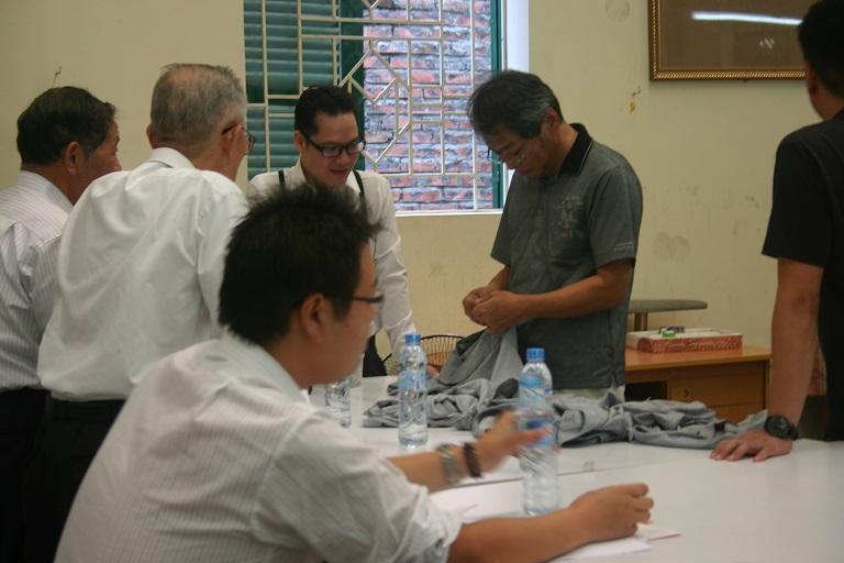 TTC Việt Nam tổ chức thi tuyển đơn hàng may
