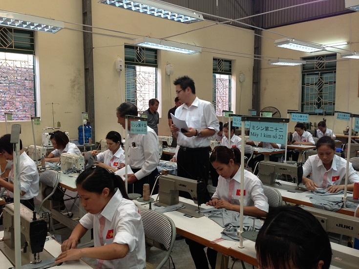 Tốt nghiệp ngành điện tử trường ĐH SPKT, muốn sang Nhật làm việc?
