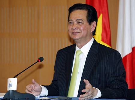 Thủ tướng Nguyễn Tấn Dũng sắp thăm chính thức Nhật Bản