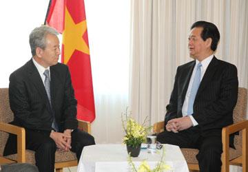 Các tập đoàn Nhật Bản muốn mở rộng đầu tư tại Việt Nam