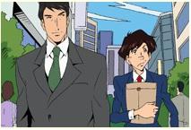 Đài NHK Nhật Bản - Bài số 11: Anh sẽ đi cùng với ai?
