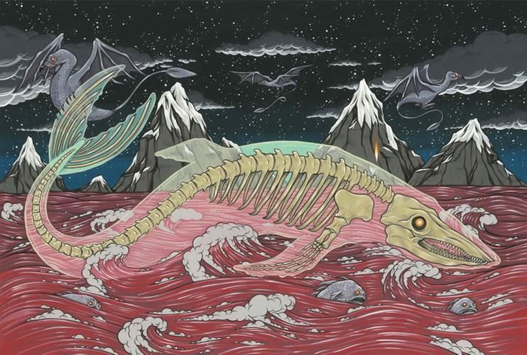 Những quái vật trong truyền thuyết văn hóa Nhật Bản