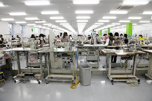 20 nữ làm may tại FUKUOKA tháng 3/2014