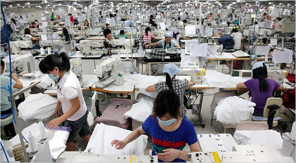 Sự phát triển mô hình tuyển chọn thực tập sinh Nhật Bản