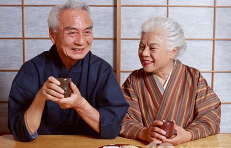 Bí quyết sống trường thọ của người Nhật có thể bạn chưa biết