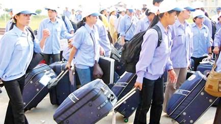Khung cảnh thị trường xuất khẩu lao động năm 2014