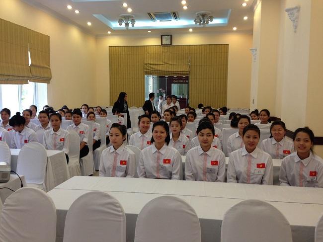 Thi tuyển đơn đơn hàng chế biến thịt gà 16/3/2014