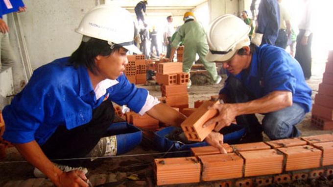 Nhu cầu tuyển thực tập sinh ngành xây dựng tăng cao trong năm 2017
