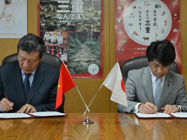 Việt Nam và Nhật Bản đẩy mạnh hợp tác về lao động