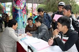 Đẩy mạnh phong trào đưa thanh niên đi xuất khẩu lao động