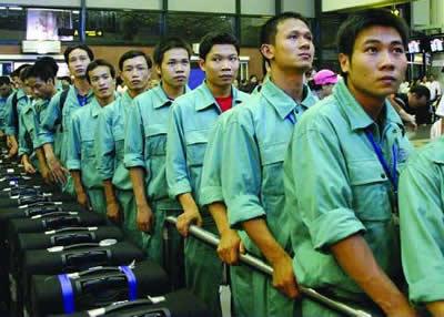 Kênh thông tin giúp người đi xuất khẩu lao động an toàn