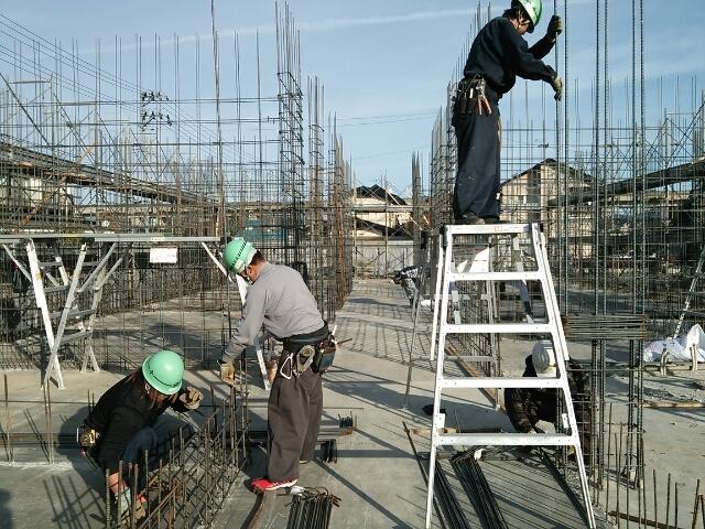 10 Kỹ sư xây dựng tại Saitama tháng 1/2015