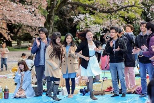 Lượng du khách Việt Nam đến Nhật sẽ tăng gấp đôi