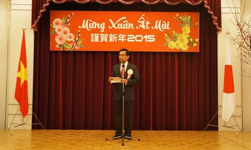 Tết ấm áp của cộng đồng người Việt tại Kansai – Nhật Bản
