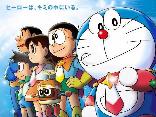 chú mèo máy Doraemon gây sốt tại các phòng vé Nhật Bản