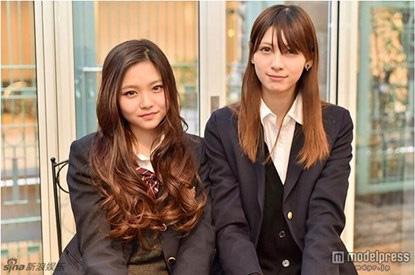 Nữ sinh trung học đẹp nhất Nhật Bản bị chê già