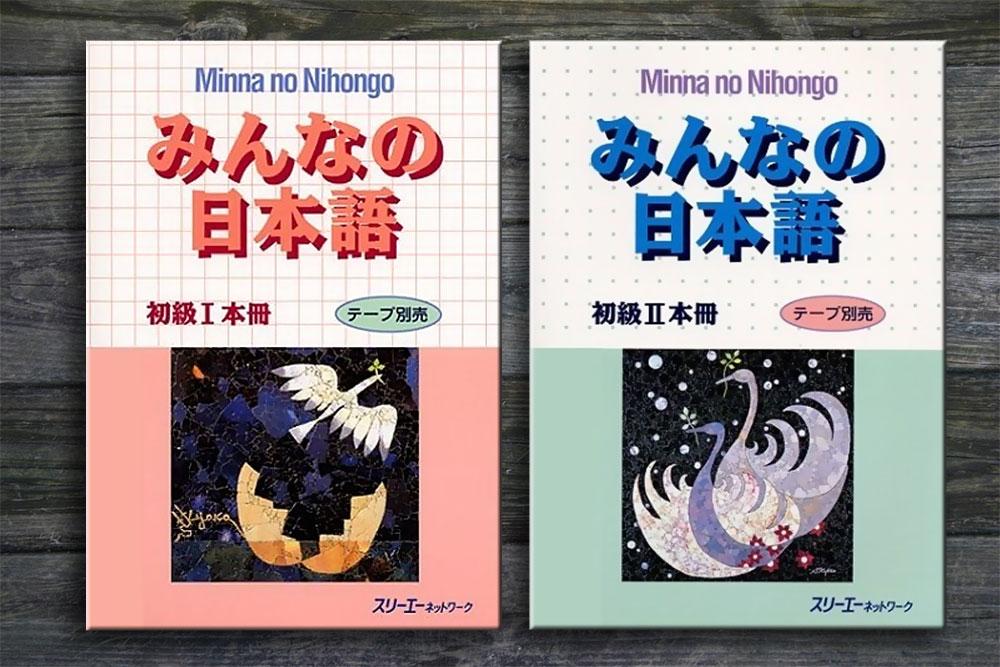 Minna no Nihongo và Genki: Hai giáo trình tiếng Nhật cơ bản hiện nay