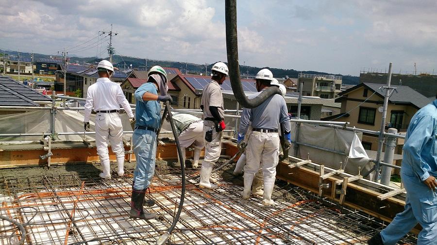 90 Nam XKLĐ làm xây dựng tại Nhật Bản tháng 4/2015