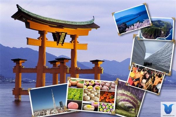 Kinh nghiệm du lịch Nhật Bản tiết kiệm không thể bỏ qua