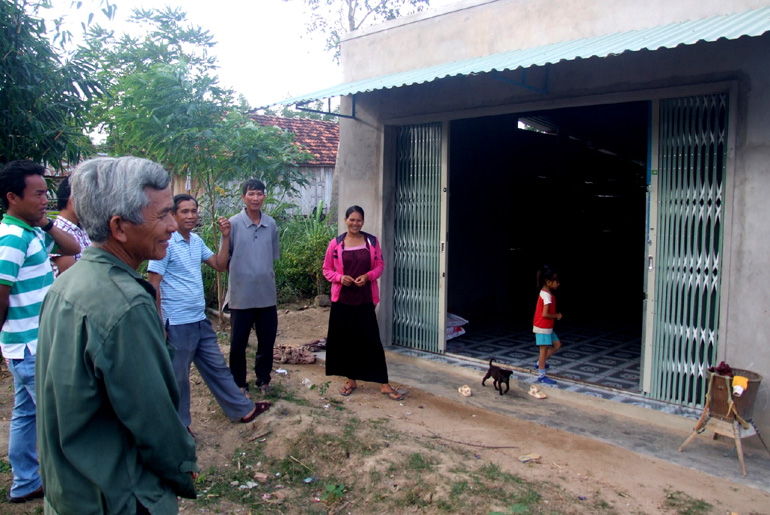 Xã nghèo của Phú Yên vươn lên nhờ xuất khẩu lao động