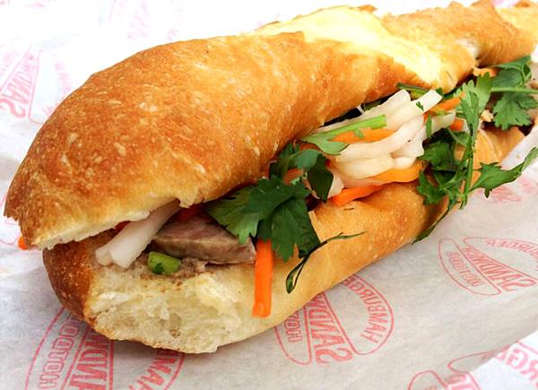 04 quán bánh mỳ Việt ngon nổi tiếng tại Nhật Bản