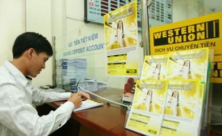 Dịch vụ Western Union - Chuyển tiền nhanh từ Nhật về Việt Nam