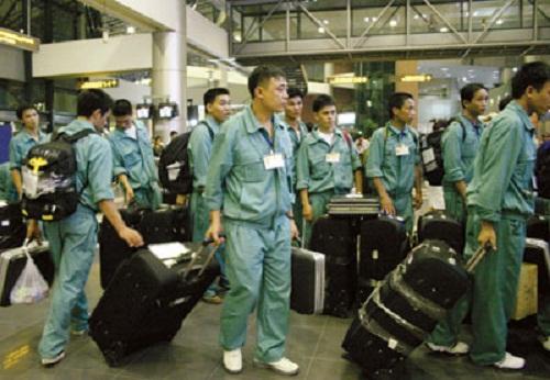 Hỗ trợ vay vốn 100% cho người nghèo đi xuất khẩu lao động