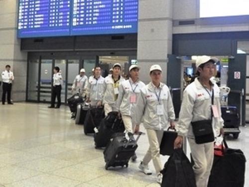 Đi XKLĐ Hàn Quốc về nước có đi Nhật Bản được nữa không?
