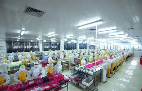 9 Nữ làm chế biến thực phẩm tại Hokkaido tháng 8/2015