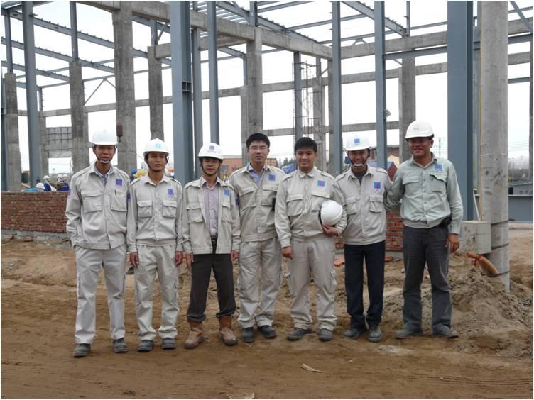 Tuyển 8 nam làm giàn giáo tại Tokyo - Nhật Bản tháng 09/2015