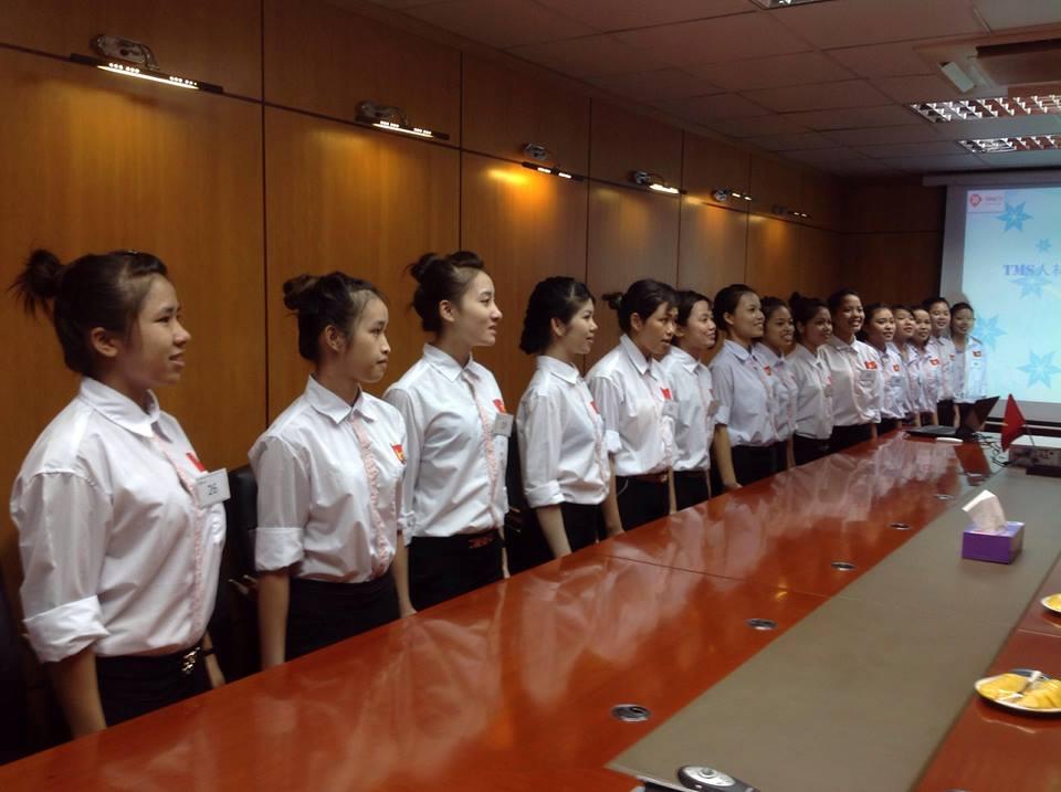 Tuyển 9 nữ làm chế biến thủy sản tại Nhật Bản tháng 09/2015