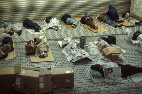 Vì sao dù nghèo đói nhưng người Nhật không bao giờ ăn xin?
