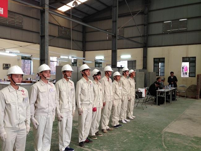 Tuyển 10 nam làm xây dựng tại Kanagawa lương 155.000 Yên