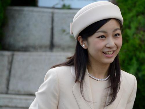 Ngắm nhìn vẻ đẹp thanh lịch của công chúa Nhật Bản