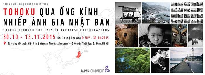Hình ảnh đất – con người Tohoku  Nhật Bản qua triển lãm tranh tại Hà Nội