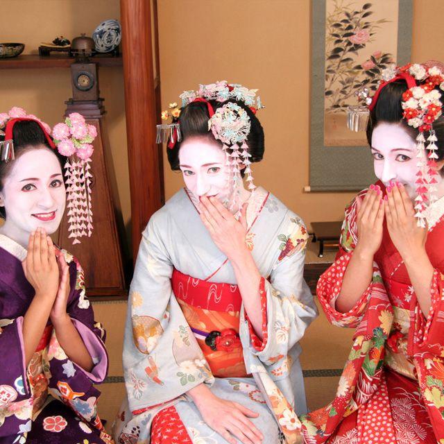 Tìm hiểu về Maiko - Geisha  những nàng kỹ nữ của Nhật Bản
