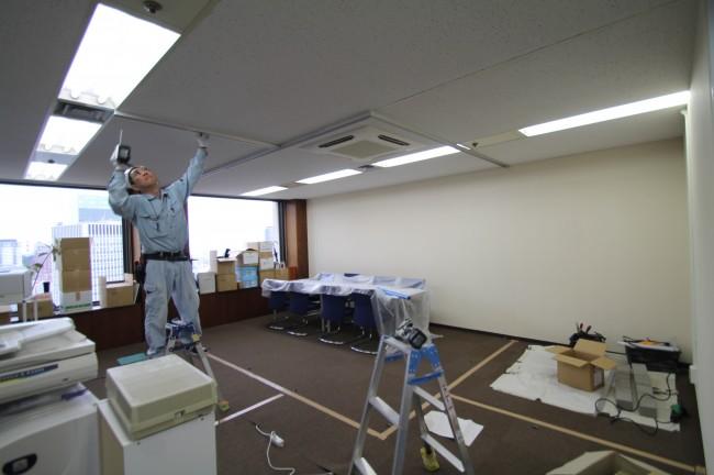 6 Nam lắp đặt hệ thống điều hòa tại Nara tháng 1/2016