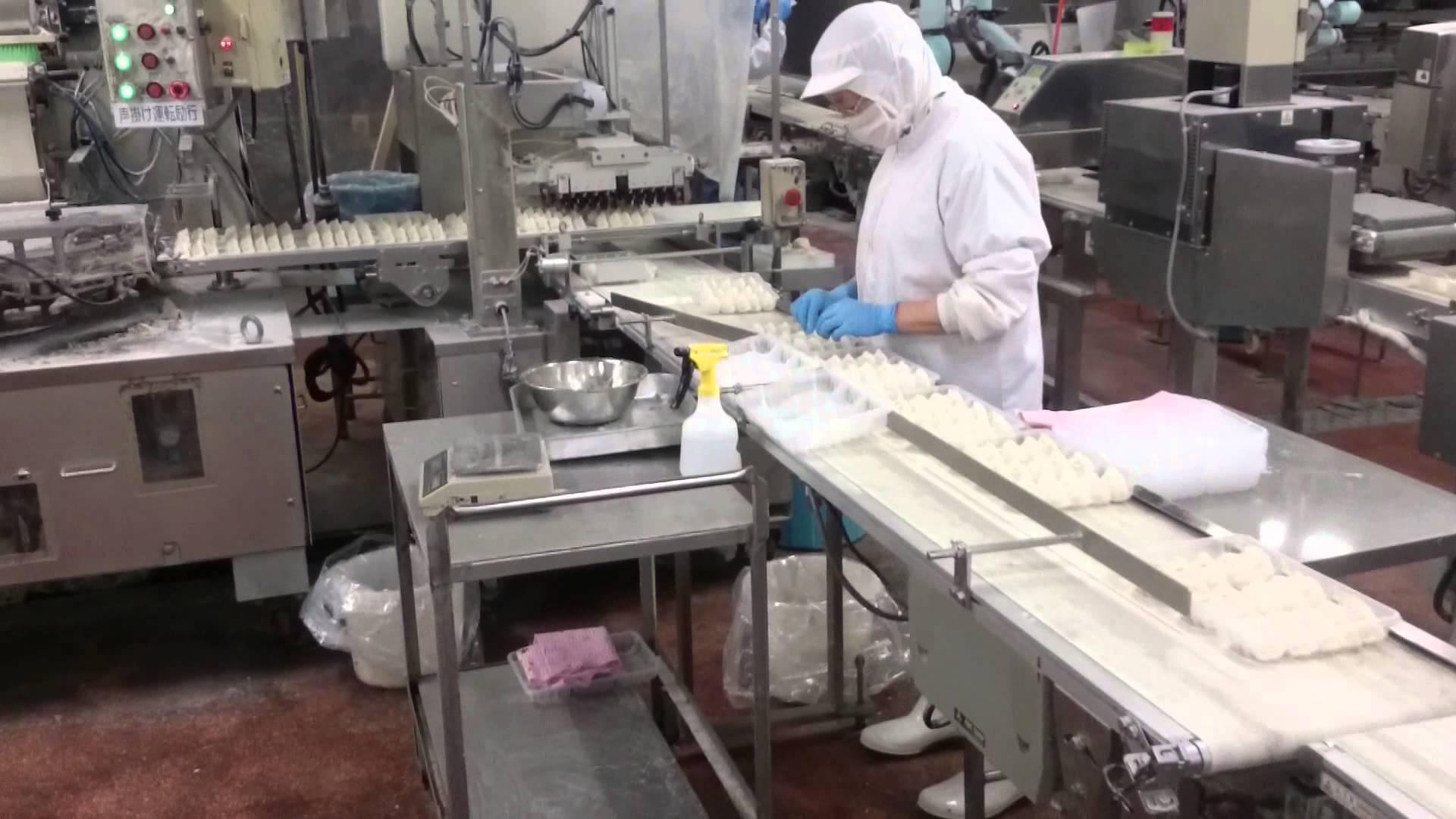 18 Nam/Nữ làm chế biến thực phẩm tại Yamagata tháng 1/2016