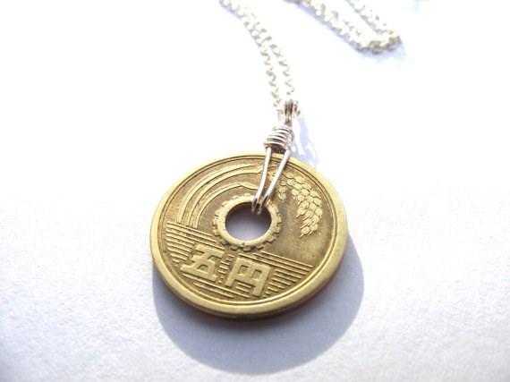 Vì sao đồng 5 Yên được xem là đồng tiền may mắn?