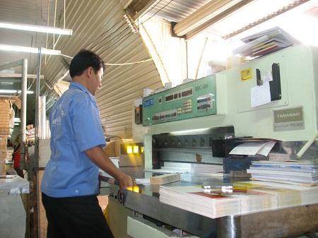 Tuyển 15 Nam làm In ấn tại Saitama Nhật Bản lương hấp dẫn