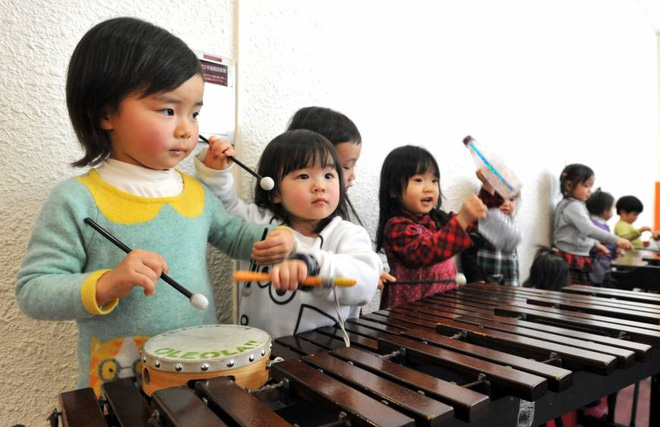 Đa số người Nhật đều muốn có trên 2 con