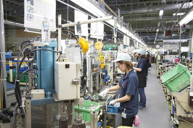 Đơn hàng xuất khẩu lao động làm điện tử tại Nhật Bản tháng 02/2017