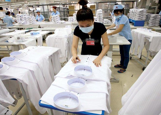 Tuyển 15 nữ làm may quần áo phụ nữ tại Nhật Bản tháng 06/2017