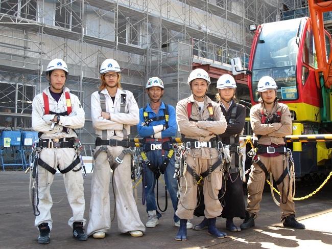 Tuyển nam xuất khẩu lao động làm giàn giáo tại Nhật Bản lương cao