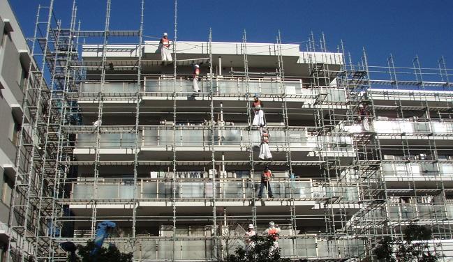 Xuất khẩu lao động làm giàn giáo xây dựng tại Nhật Bản tháng 01/2017