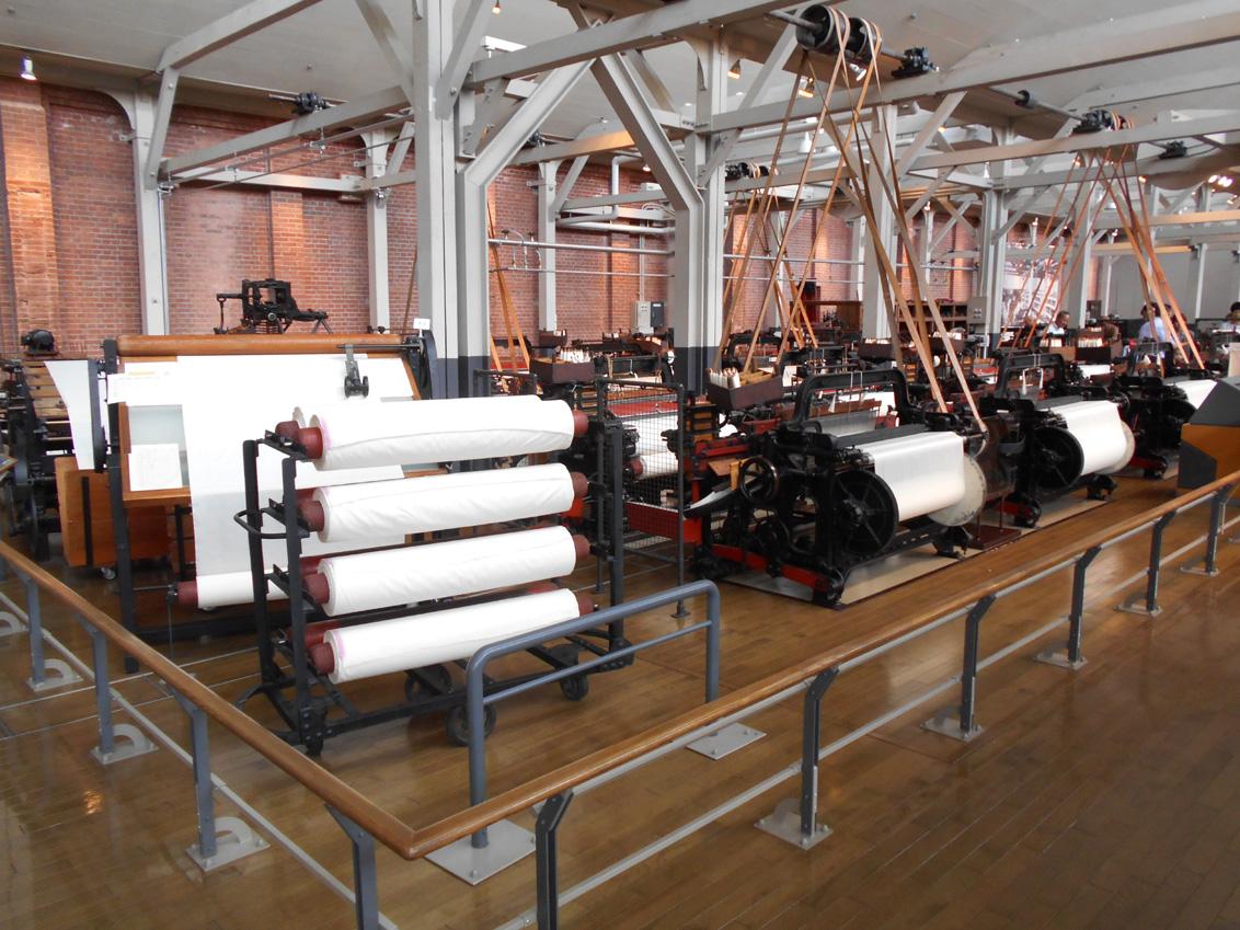 Tuyển nam/nữ xuất khẩu lao động làm vận hành máy dệt tại Nhật Bản